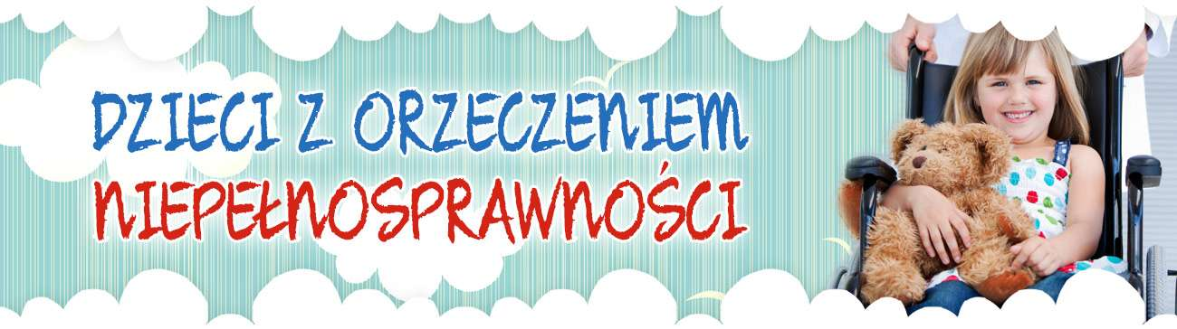 Dzieci z orzeczeniem niepełnosprawności w przedszkolu Wesołe Skrzaty w Krzyżanowicach