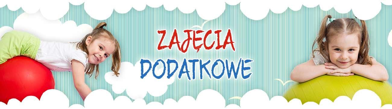 Zajęcia dodatkowe w przedszkolu Wesołe Skrzaty w Krzyżanowicach